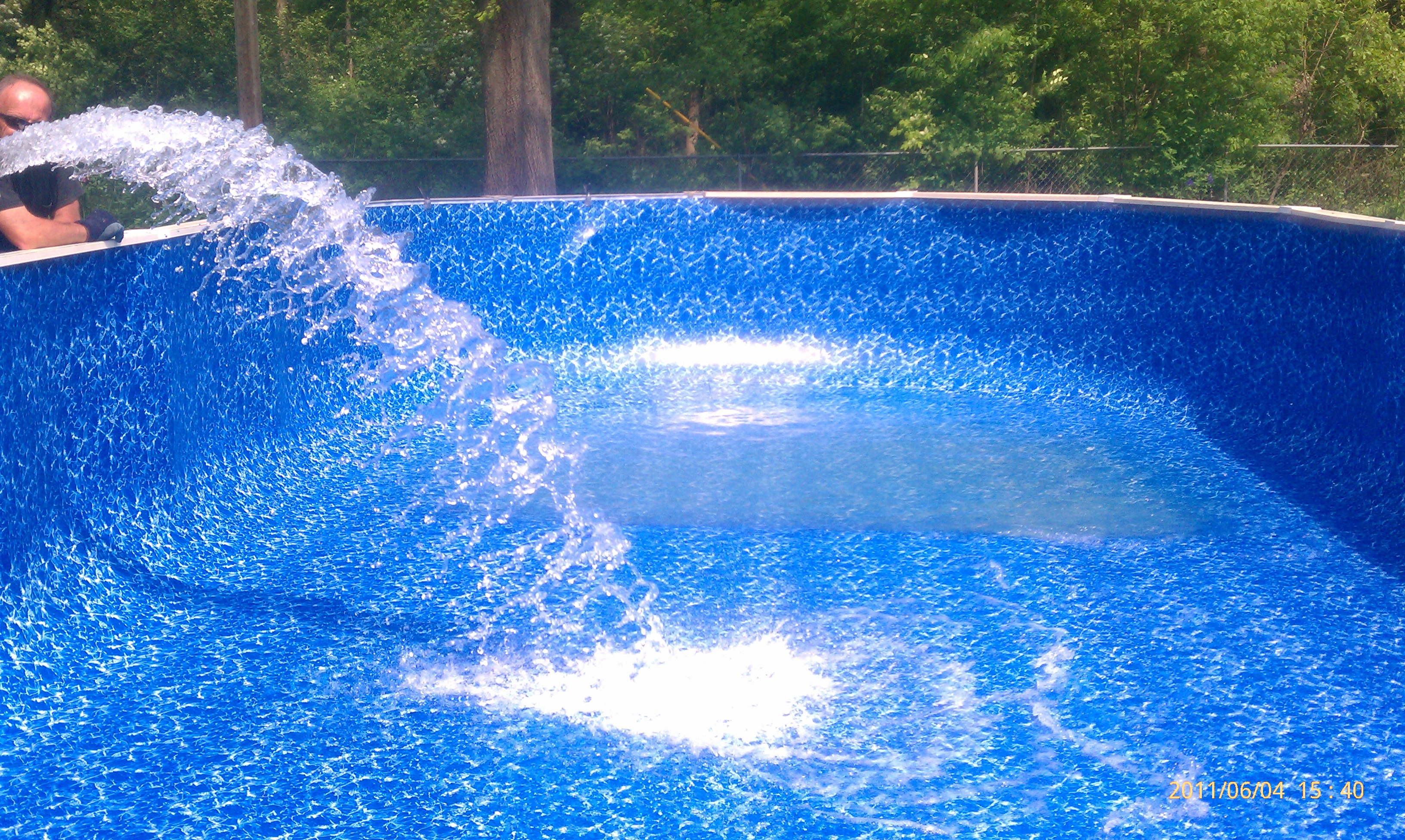 Pool liner replacement crystal clear pools mi - Crystal clear pools ...